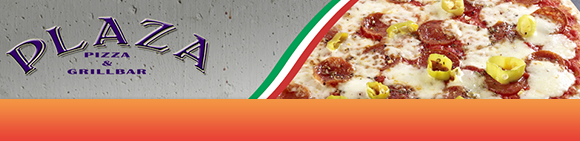 Plaza Pizza & Grillbar Bundbanner
